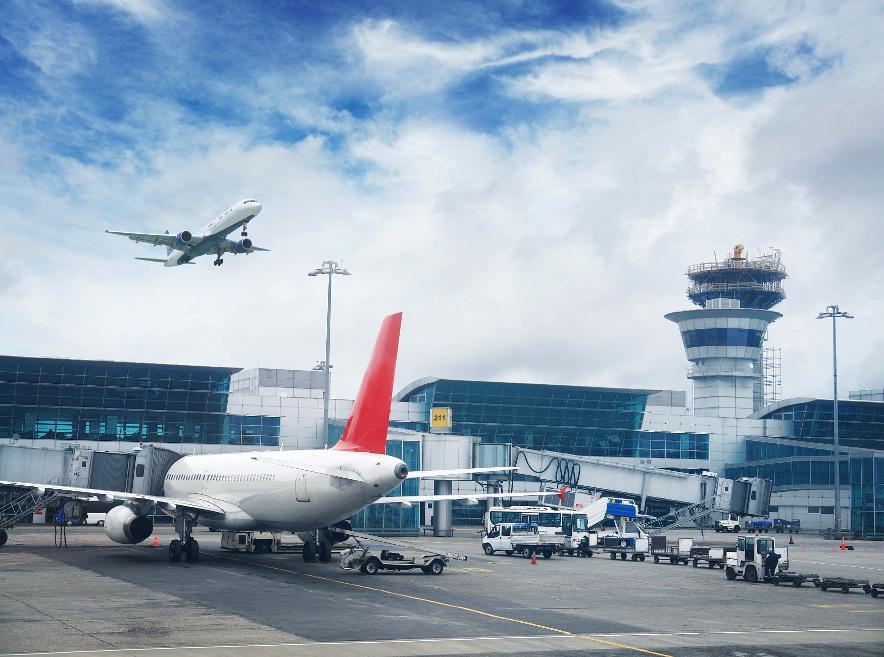 Mitarbeiter (m/w/d) Gepäckwagenservice am Flughafen