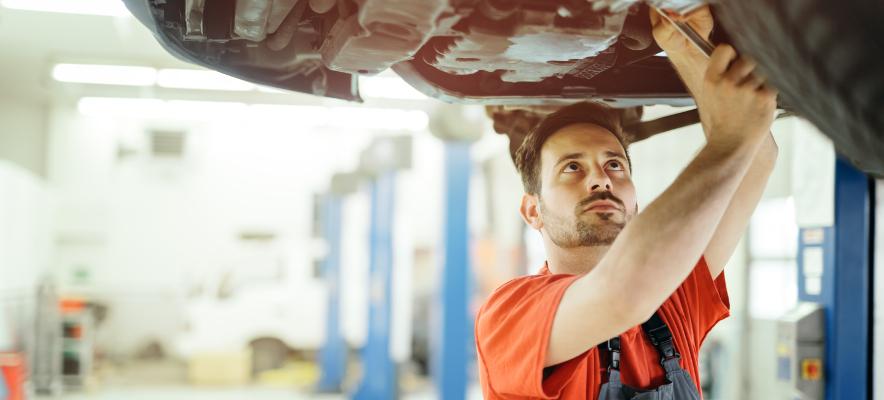 Mechaniker für Nutzfahrzeuge (m/w/d)