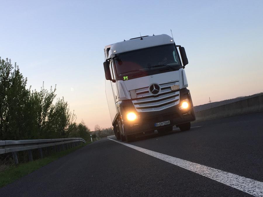 Kraftfahrer im Fernverkehr (m/w/d)