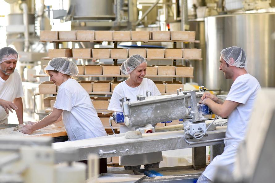 Produktionshelfer - Bäckerei (m/w/d)