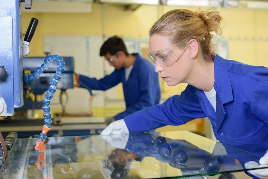 Mitarbeiter für Produktion und Fertigung (m/w/d) in der Chemie-Industrie
