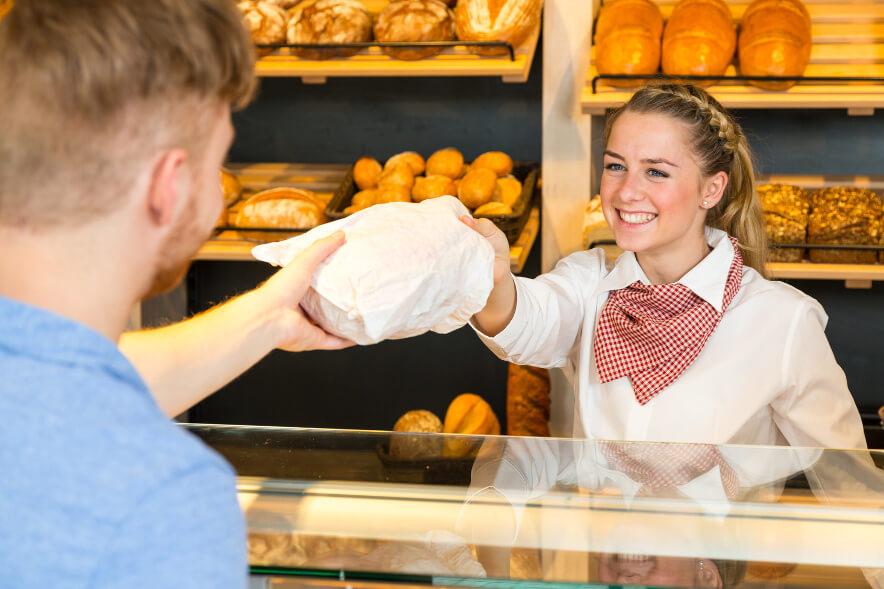 Bäckereifachverkäuferin (m/w/d)