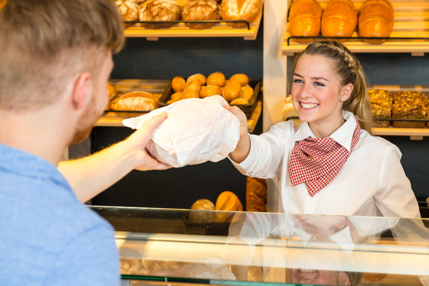 Bäckereiverkäufer (m/w/d)