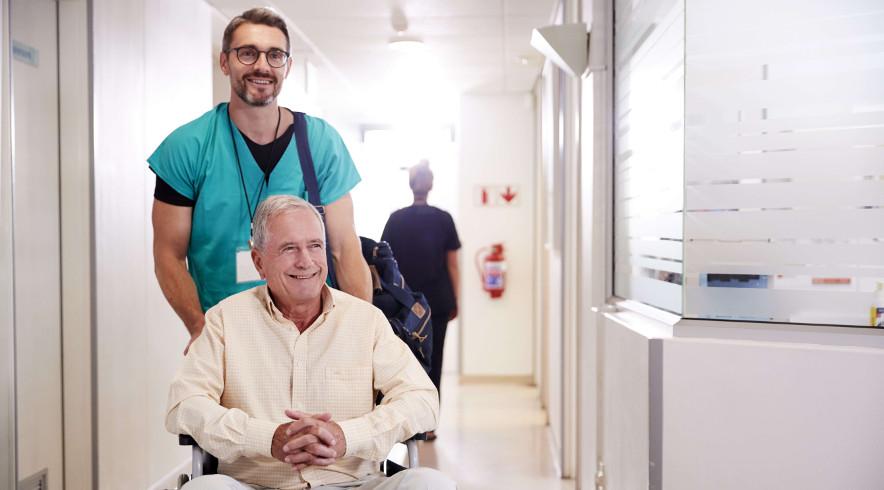 Altenpfleger (m/w/d) - Direktvermittlung